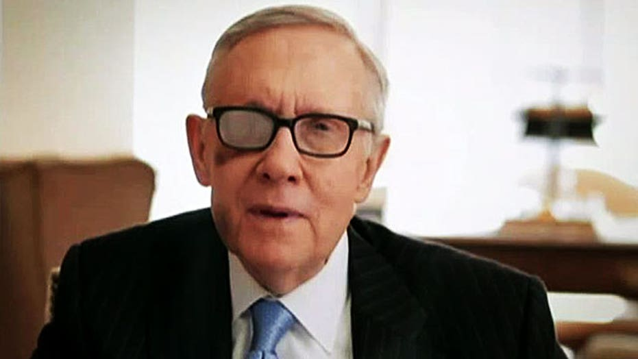 A look at Harry Reid's decision and possible replacements