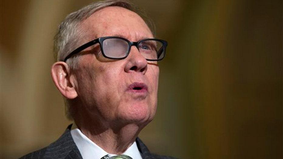 Sen. Harry Reid's political legacy