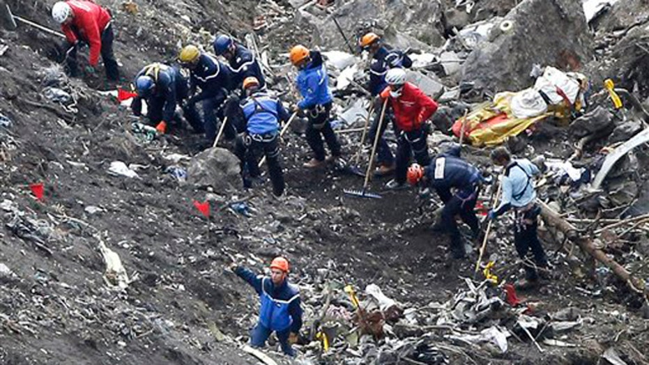 Germanwings crash sparks calls for real-time monitoring