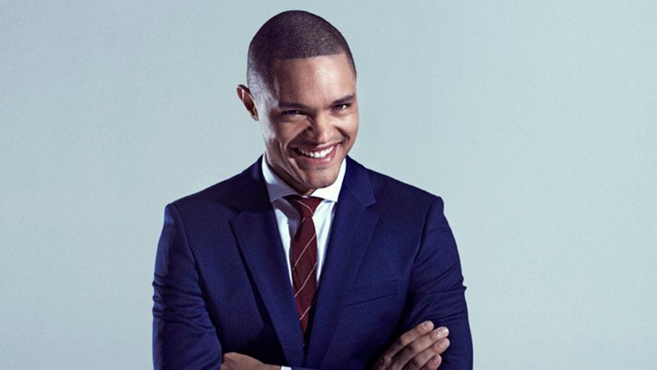 Trevor Noah is new 'Daily Show' host