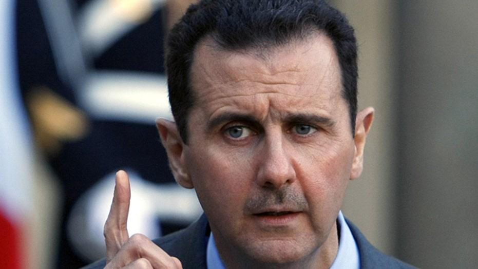 Assad: US airstrikes not weakening ISIS