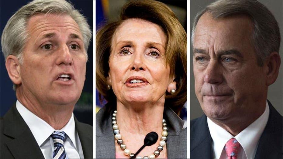Greta: Lawmakers miss chance for bipartisan bonding