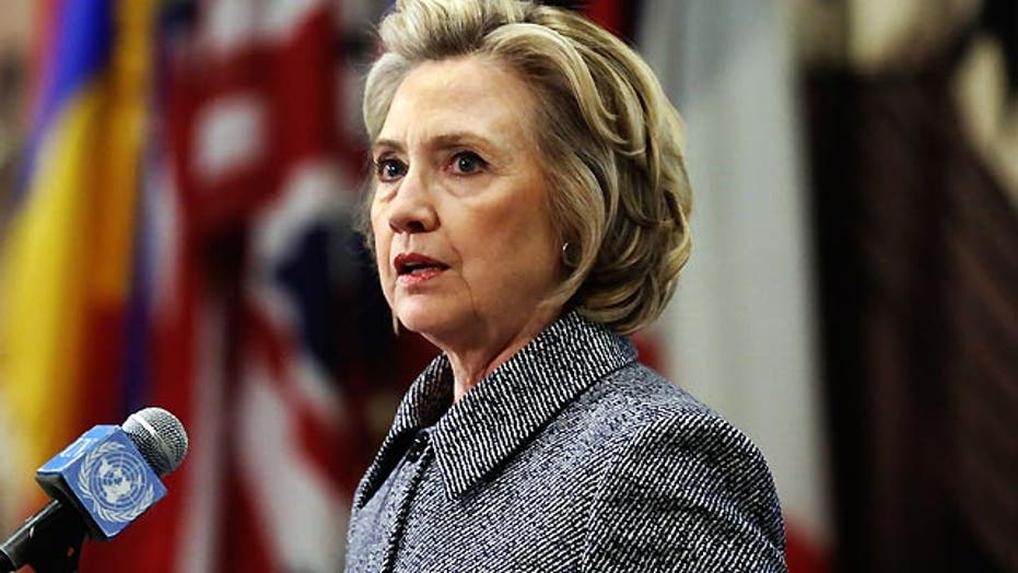 Poll: Email scandal hurting Hillary Clinton in swing states