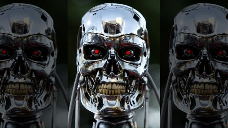Rise of the machines: Is this the real 'Terminator'?