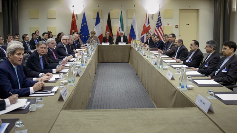Iran nuclear talks extend beyond deadline