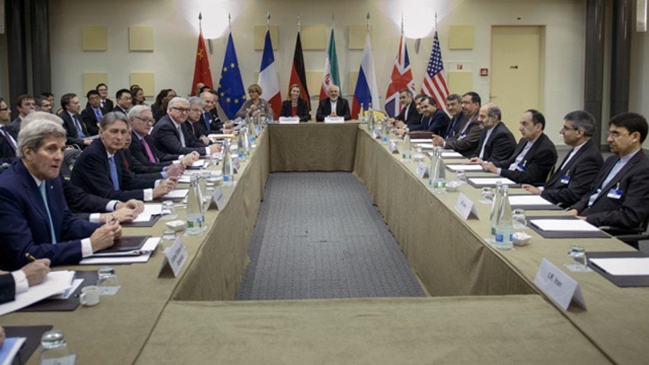 Iran nuclear talks extend beyond deadline