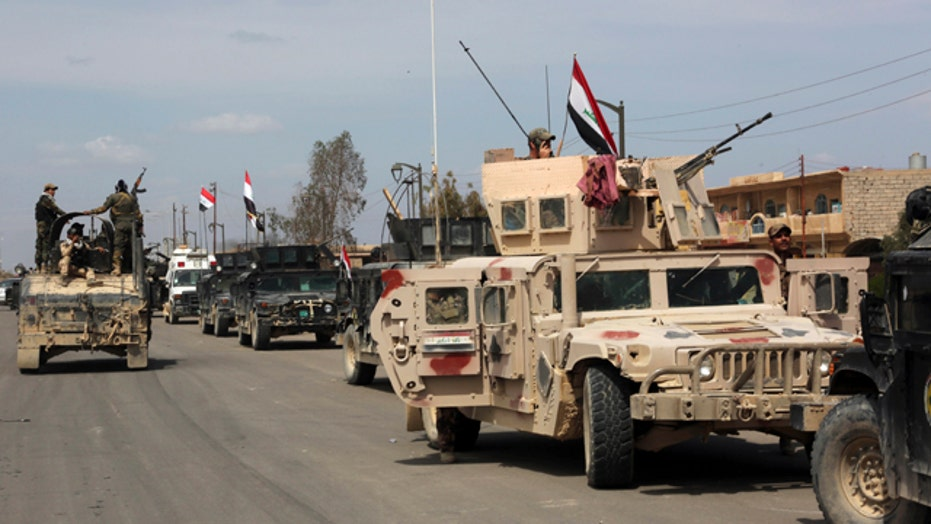 Iraqi forces claim they have retaken most of Tikrit