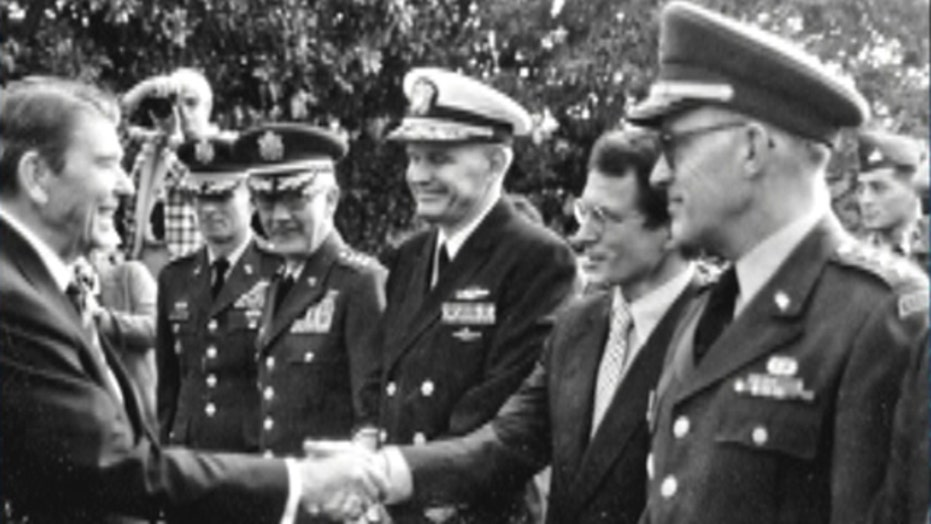 Author Chase Untermeyer on 'Inside Reagan's Navy'