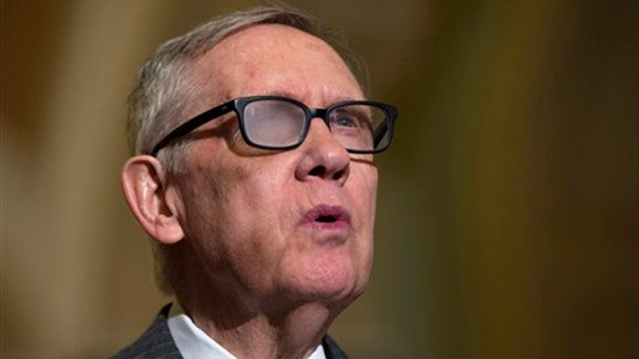 WH refuses to condemn Harry Reid's dirty politics