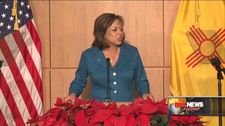 Gov. Martinez says she has no opinion of Cruz running for president