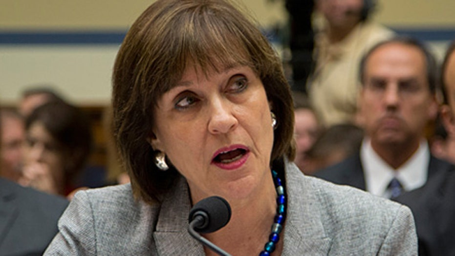 Why won't DOJ charge Lerner with contempt?