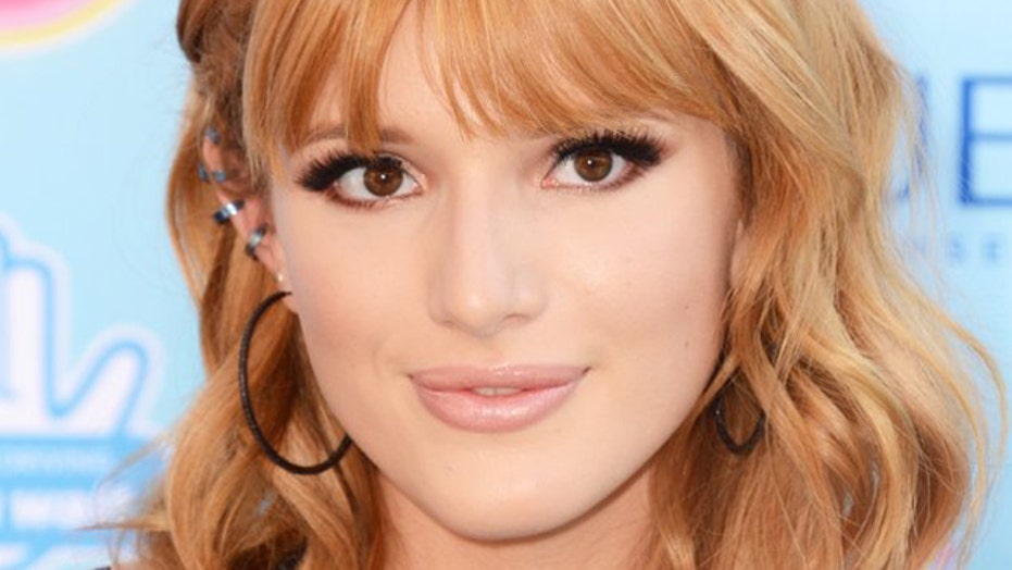 Bella Thorne: 'If you find me sexy that's your problem'