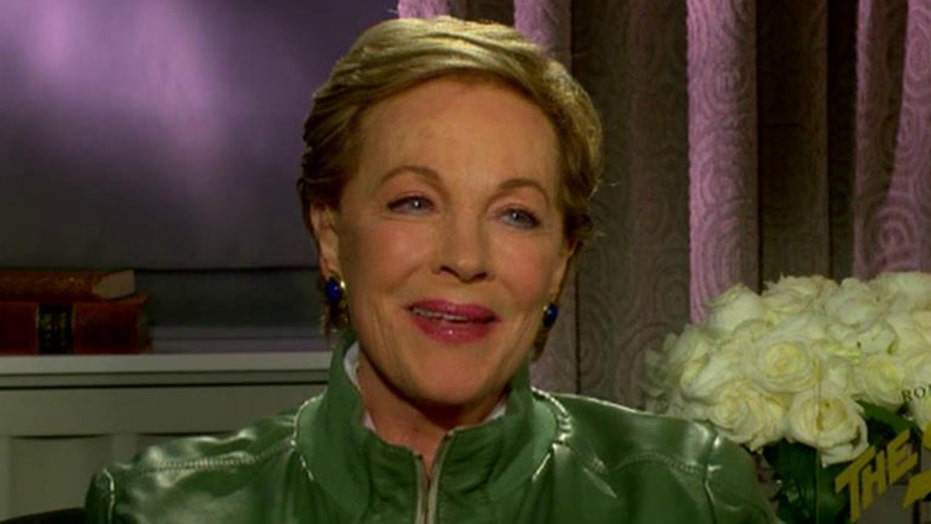 Julie Andrews reflects on success of 'The Sound of Music'