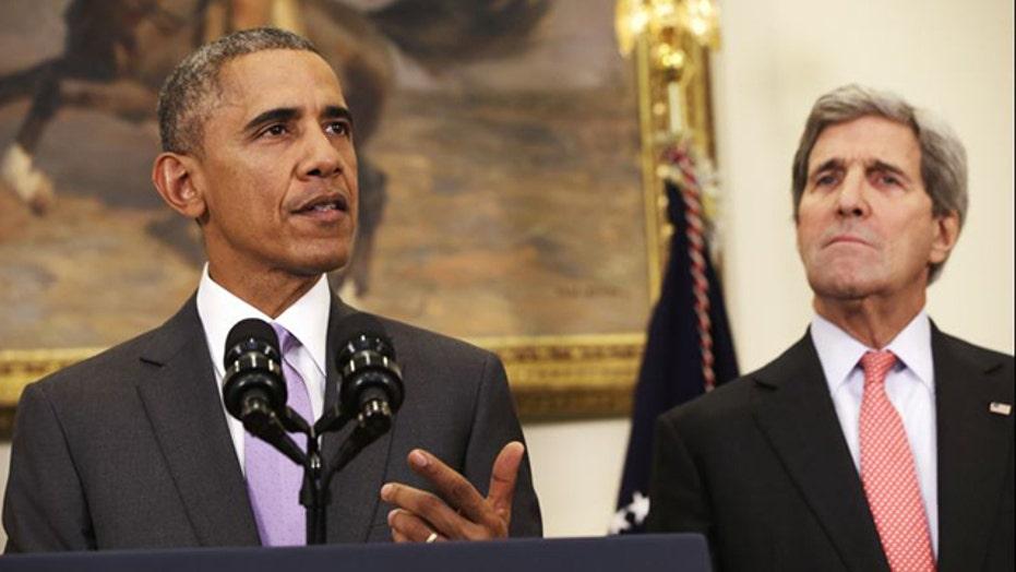 McFarland: Obama, Kerry 'got played' by Iran