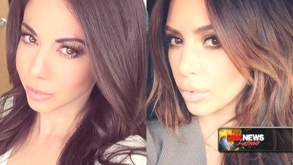 'Mexican Kim Kardashian' says she's flattered by the ...