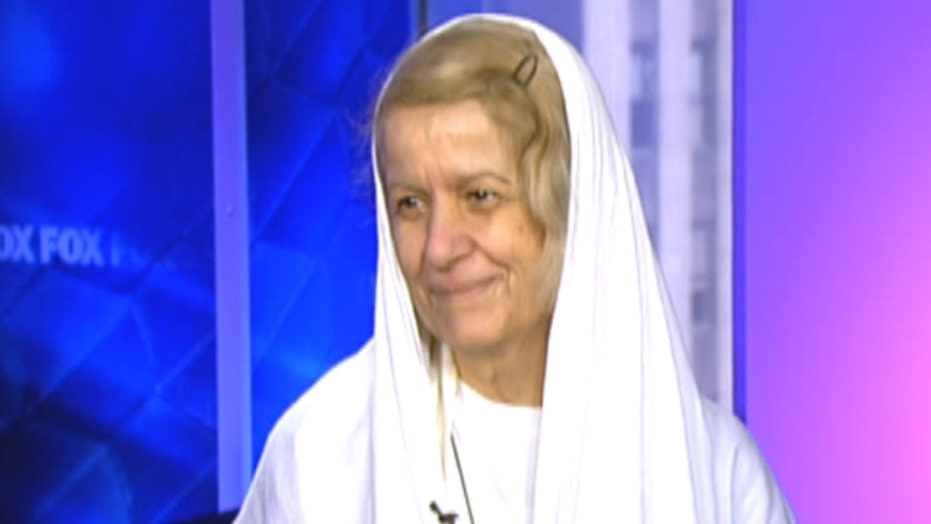 Mama Maggie: the 'Mother Teresa of Cairo'