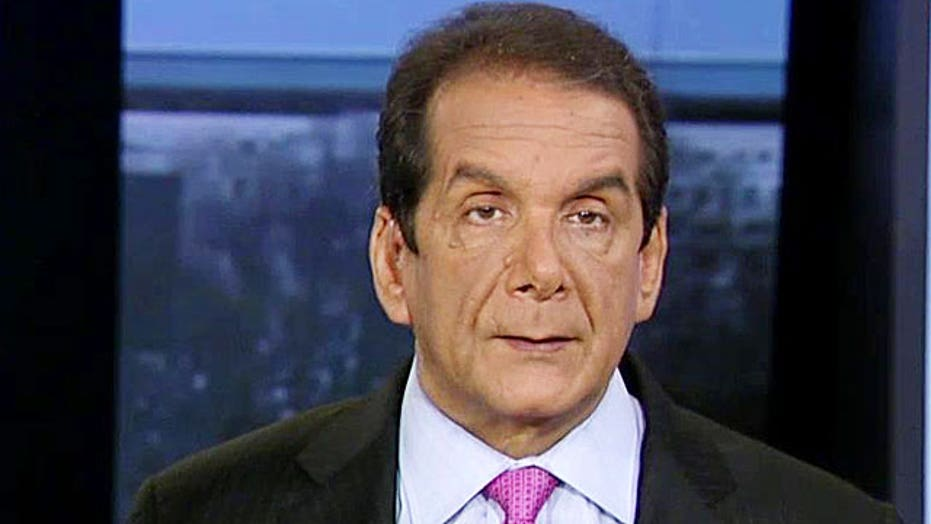Krauthammer: Obama on Iran Nuclear Deal
