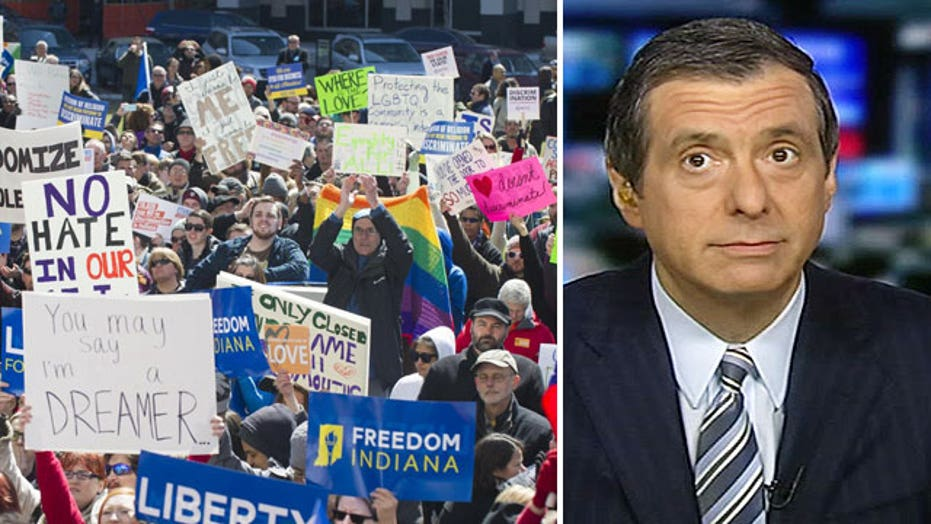 Kurtz: When activists peddle hate