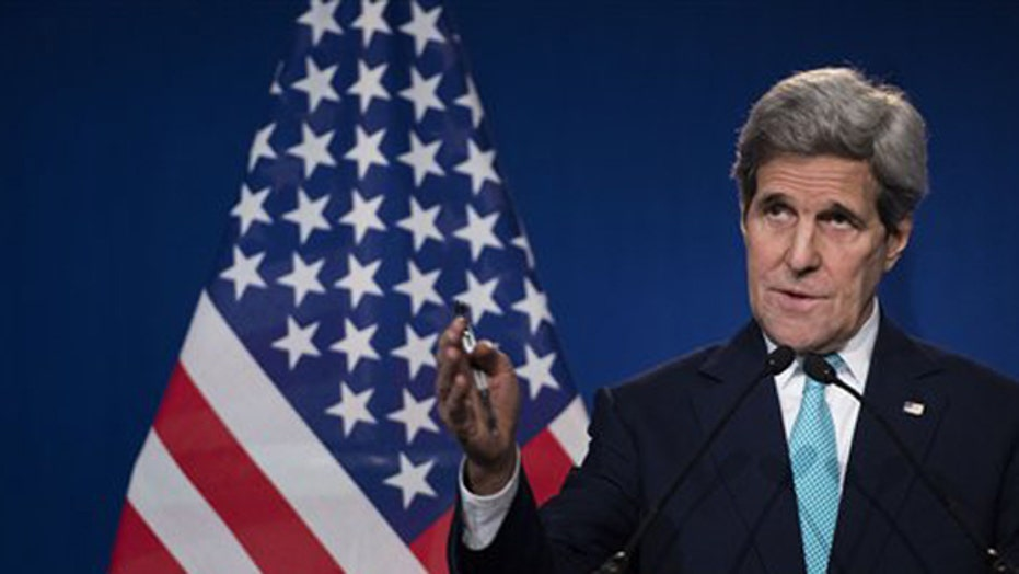 Another WH 'line in the sand' goes by over Iran nuke talks