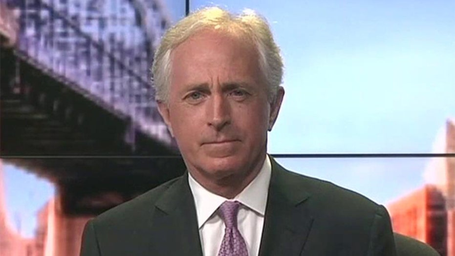 Sen. Bob Corker on Congress' response to Iran deal