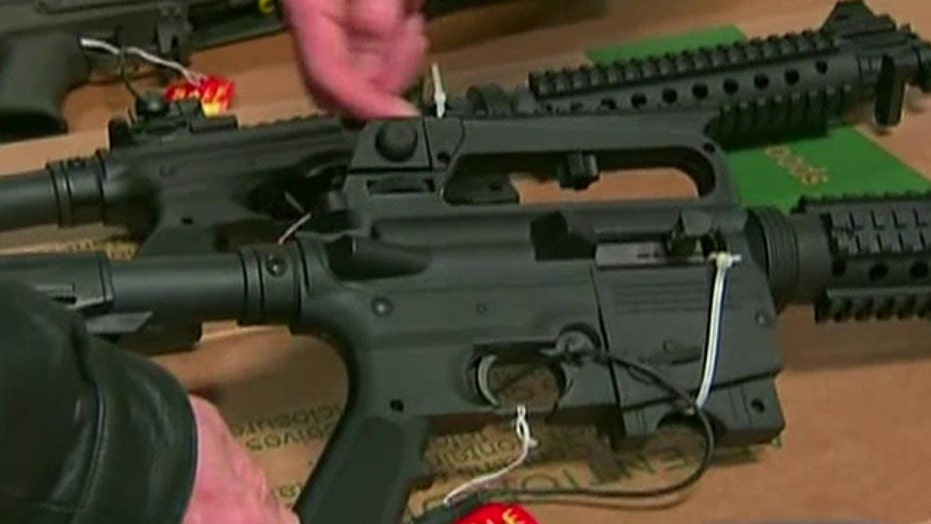 Conservative lawmakers working to roll back gun restrictions