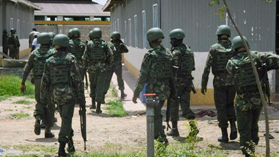 Kenya conducts airstrikes against Al-Shabaab militants