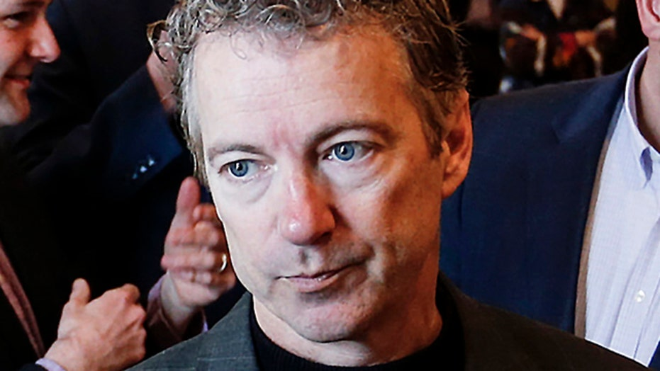 Will Rand Paul have an advantage in early primary states?