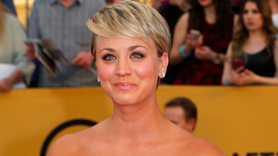 Kaley Cuoco-Sweeting blasts divorce rumors