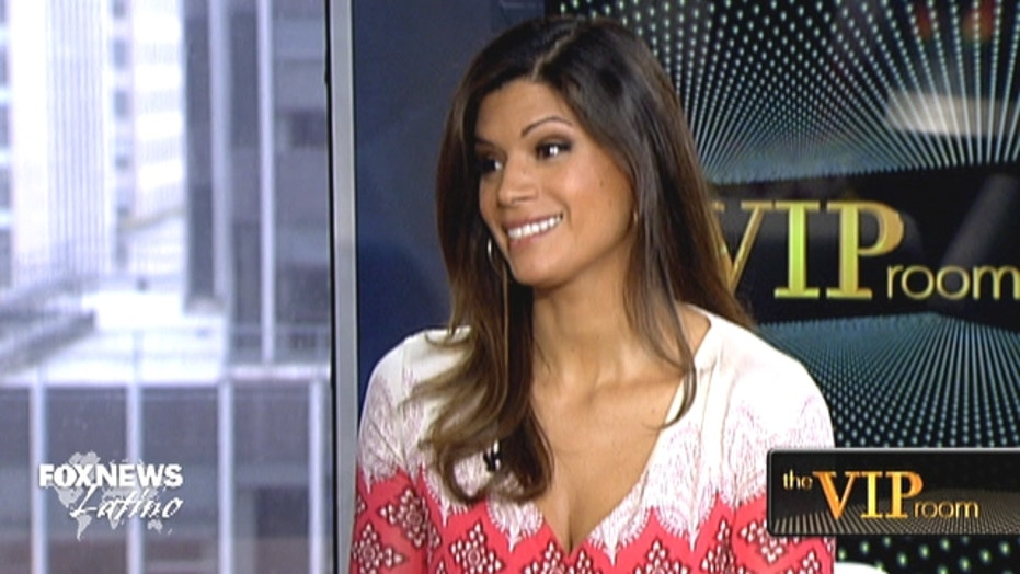 'Jane the Virgin's' Andrea Navedo joins call to action