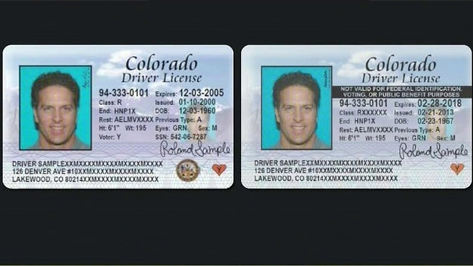 Immigrants Illegal To Post-9 That Mirror States News Law Flouting Fox 11 Cards Giving Id Licenses