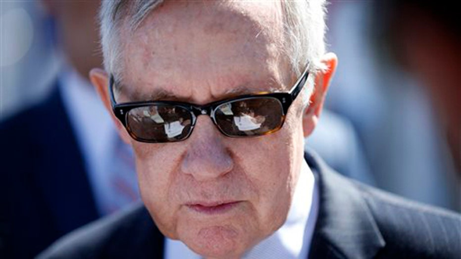 Harry Reid's CNN admission