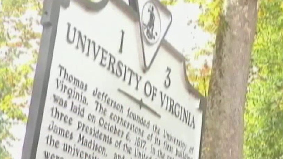 UVA fraternity plans to sue Rolling Stone over rape story