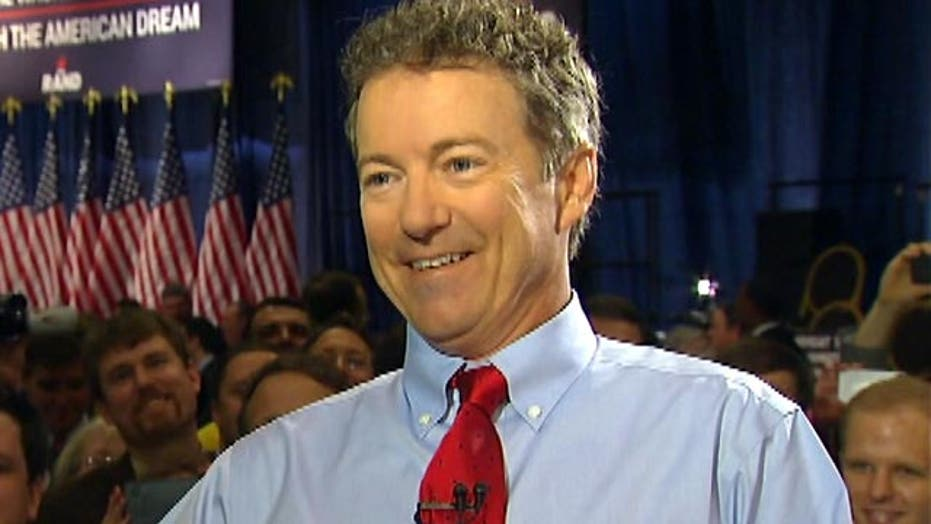Exclusive: One-on-one with presidential candidate Rand Paul