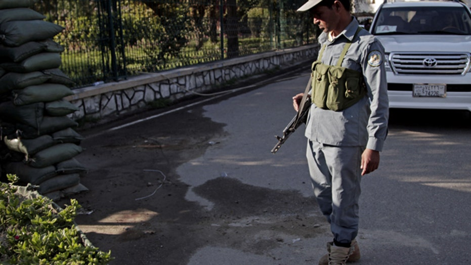 Afghanistan: Insider attack kills one US solider, wounds two