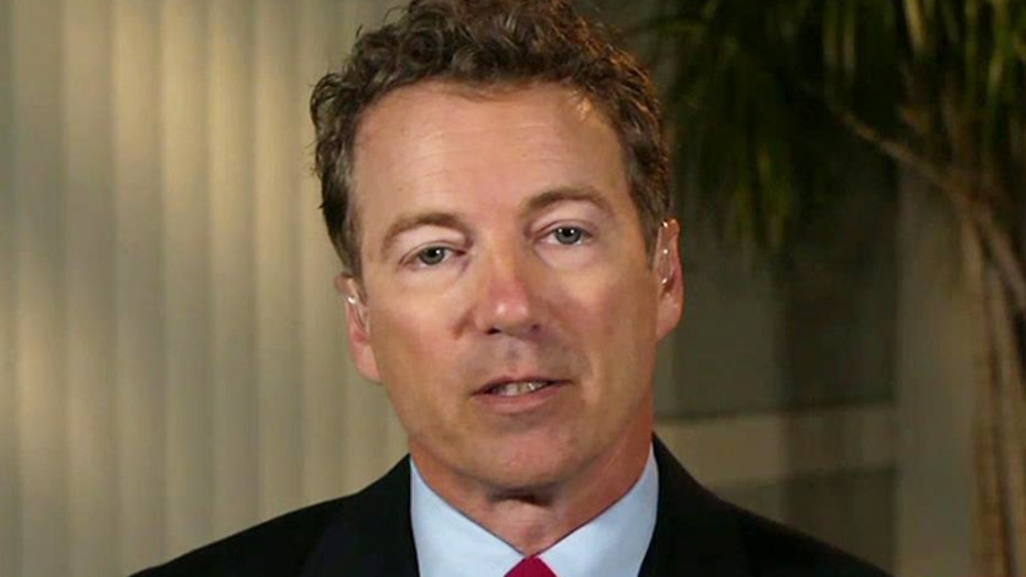 Rand Paul: Charles Krauthammer is 'just wrong'