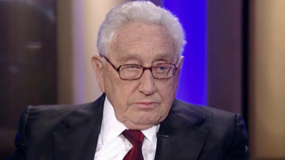 Kissinger: Iran deal will drag US into nuke conflicts
