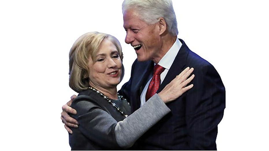 Clintons get ready for another expected WH run