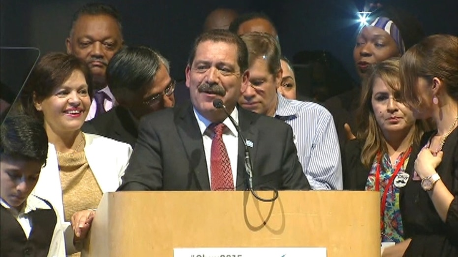 Chuy Garcia loses bid to become Chicago's first Latino mayor