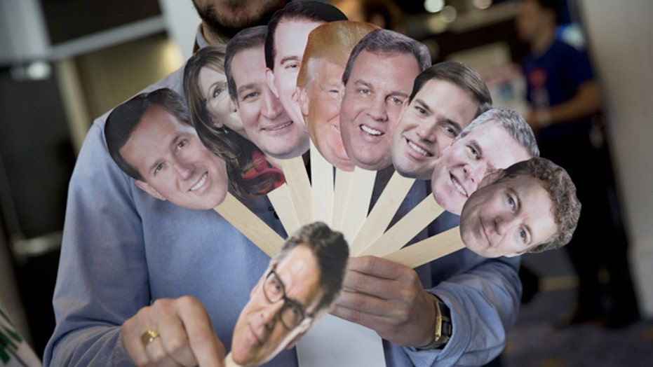 Krauthammer on how the GOP field is shaping up for 2016