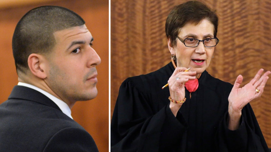Judge threatens to call mistrial in Aaron Hernandez case