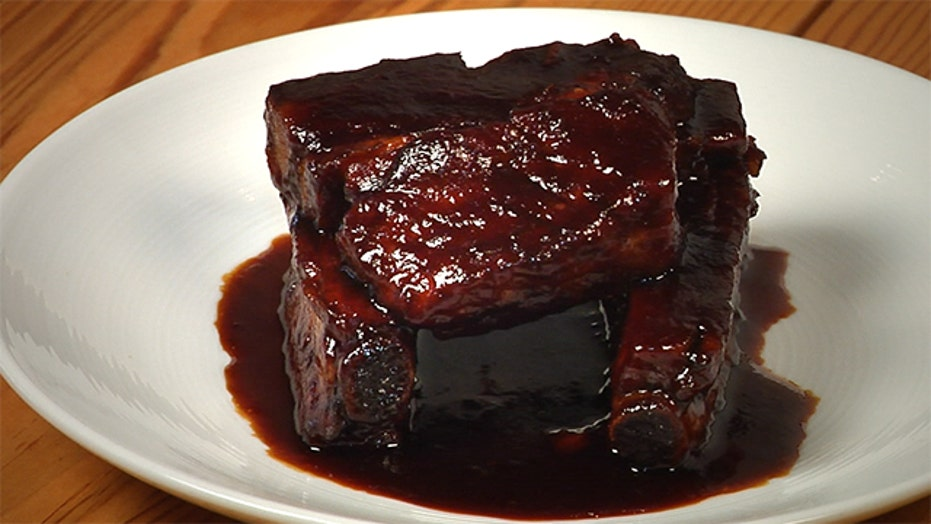 Meadowsweet's St. Louis Rib Recipe
