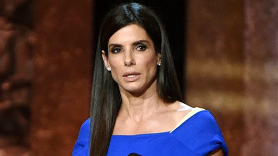 Sandra Bullock's 911 call played in court
