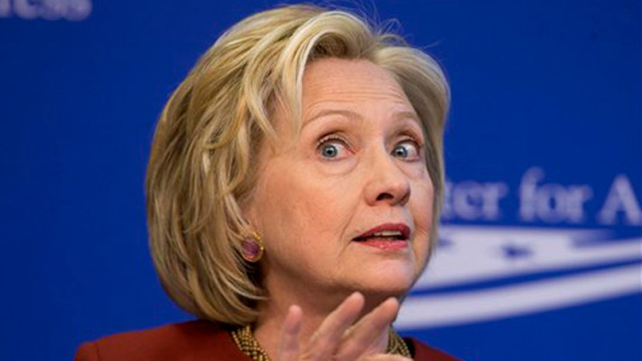 Will news media hold Hillary Clinton's feet to the fire?