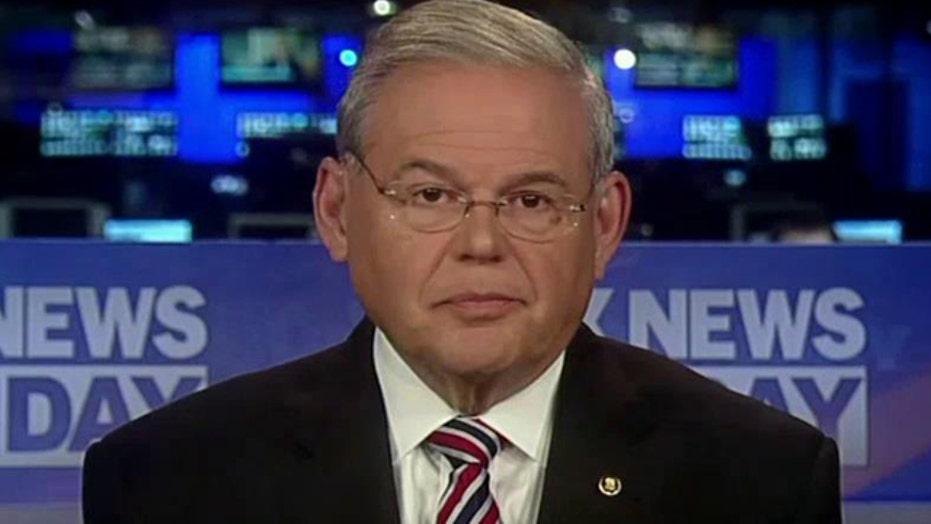 Exclusive: Sen. Bob Menendez on indictment, Iran and Cuba