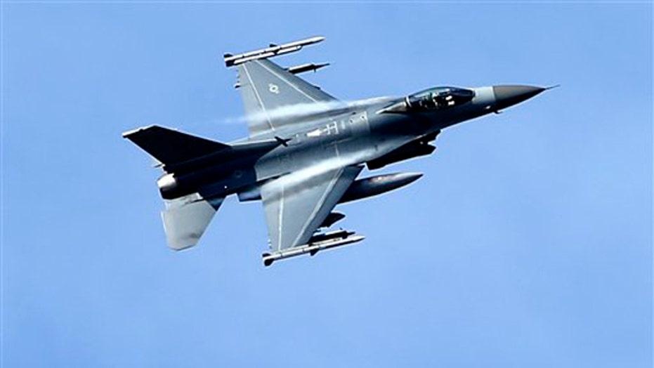 Russian fighter jet intercepts US plane over Baltic Sea