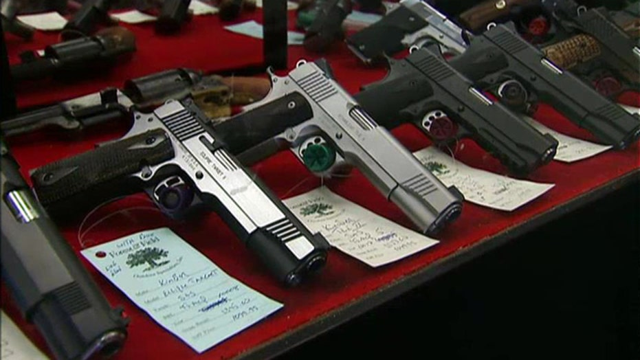 Growing claims of government gun grabbing across US
