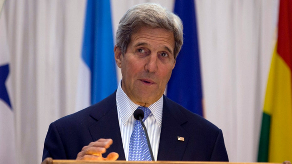 Kerry tells critics of Iran nuke deal to 'hold their fire'
