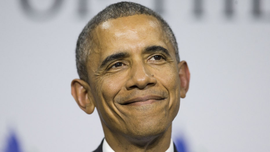 Is Obama finding Republicans to work with on Iran deal?