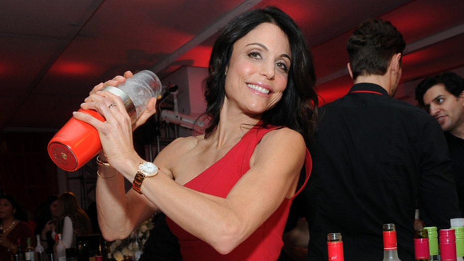How Bethenny Frankel Stays in Shape (and What She's Really Drinking)