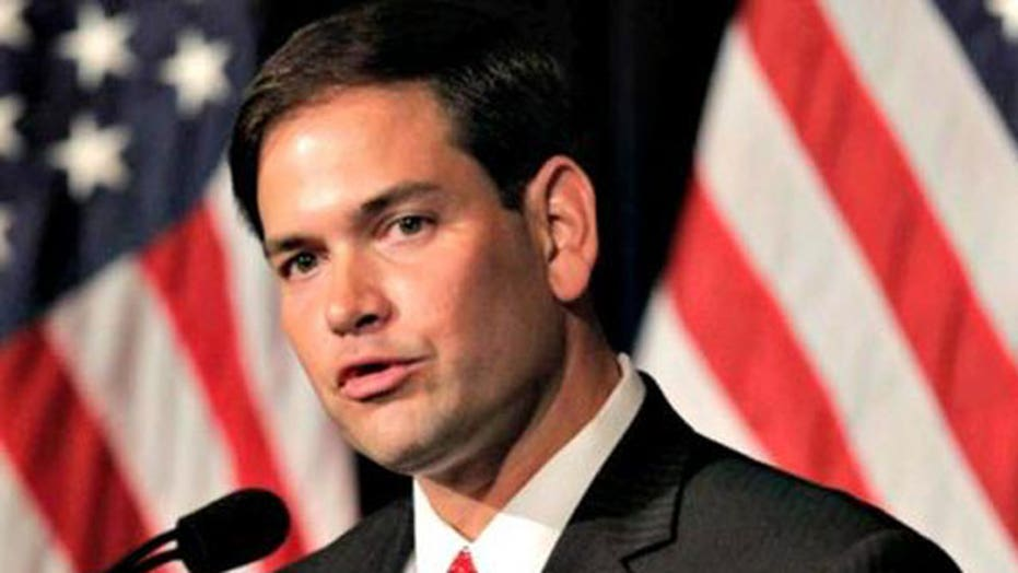 Rubio jumps into 2016 race, says he's 'uniquely qualified'
